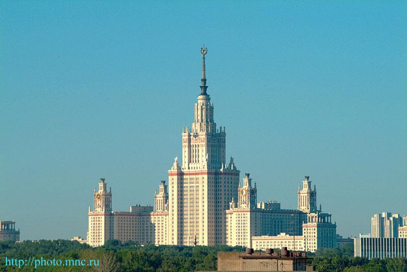 Warsaw Wedding Cake Building