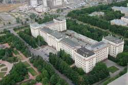 Здание химического факультета