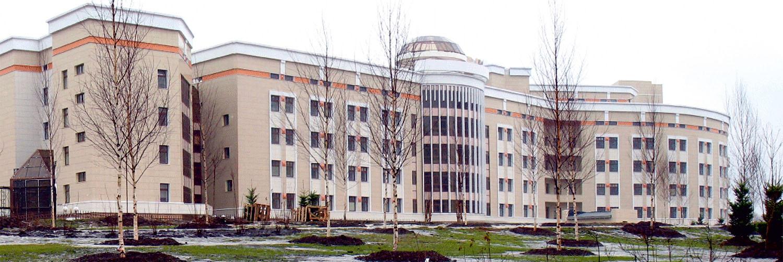 Медицинский научно-образовательный центр МГУ. Университетская клиника