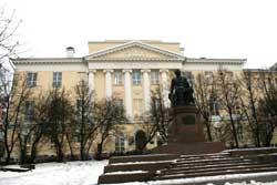 Здание на ул.Моховой