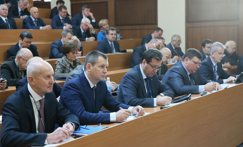 Ректор кфу принимает участие в x съезде российского союза ректоров ,союз ректоров университетов