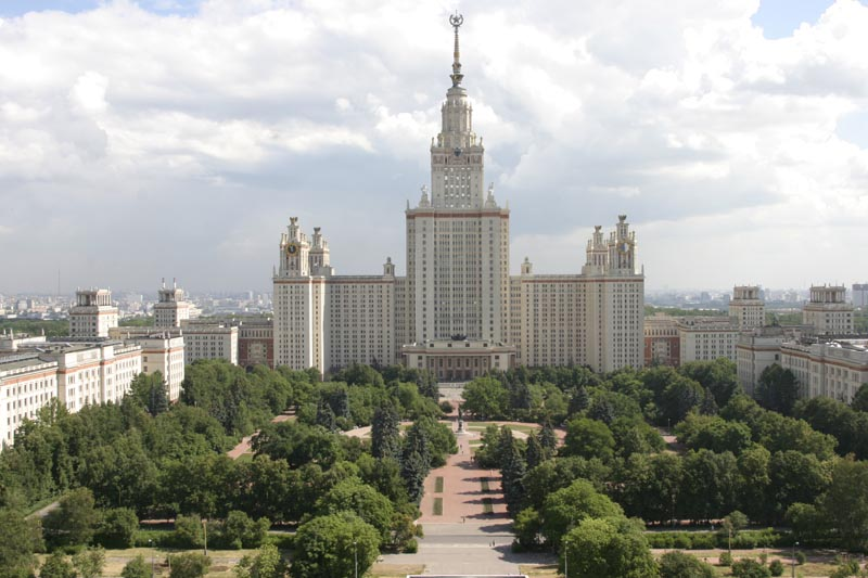 Виртуальный тур по МГУ