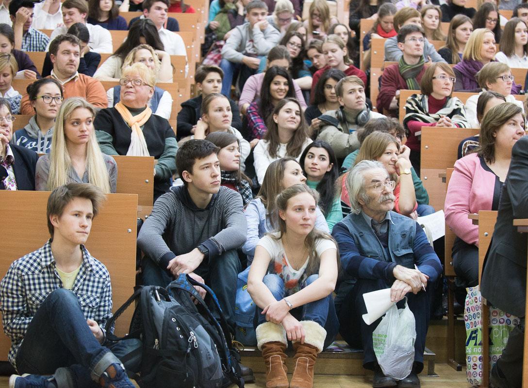 Лекцией Полякова завершился проект Литературные вечера в рамках Года литературы в МГУ