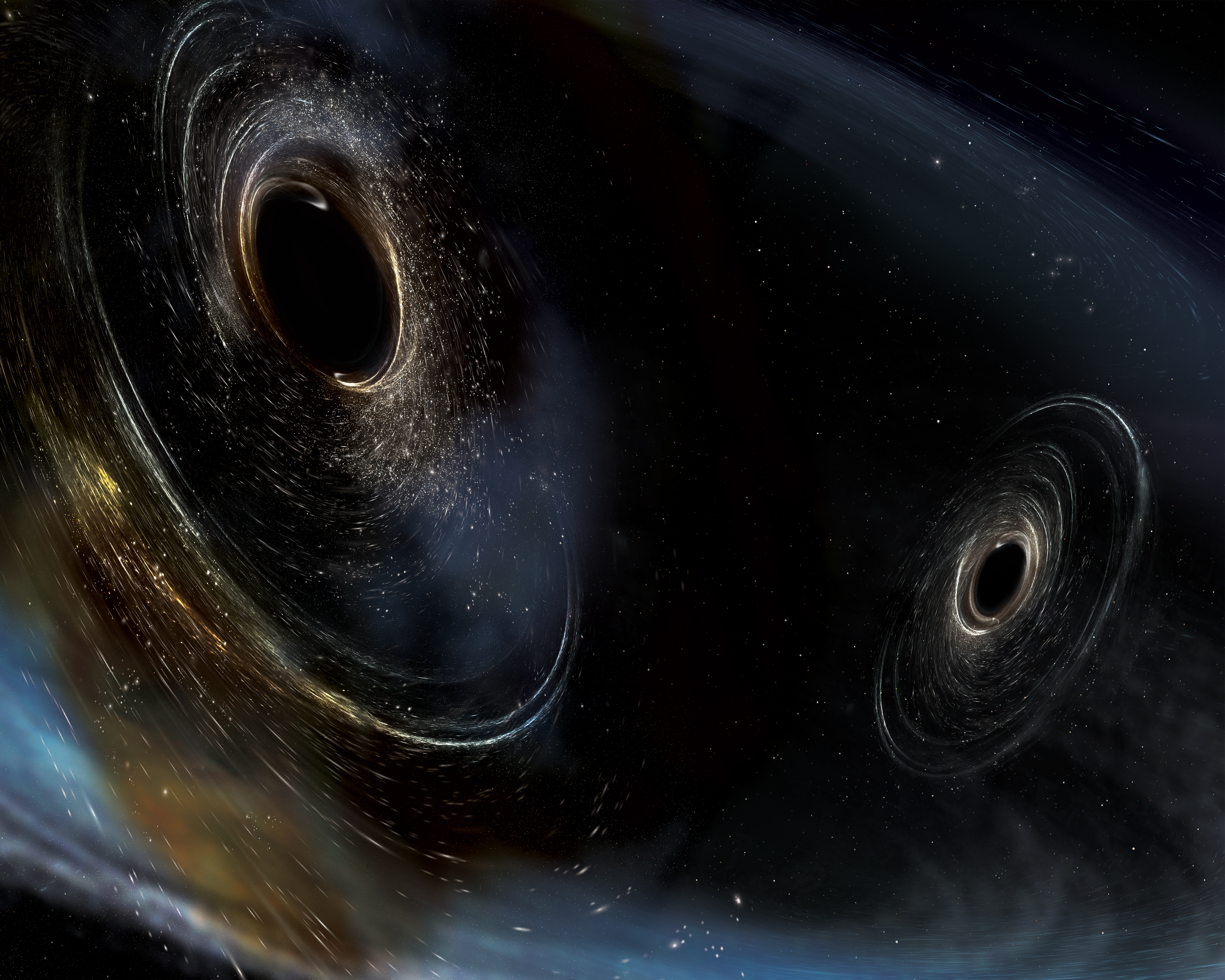 the universe cosmos galaxies space black holes earth - HD1197×798