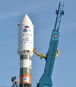 Новый спутник МГУ — на расчётной орбите