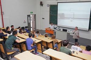 Межфакультетские курсы в Шэньчжэне