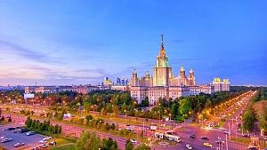 Старт работ по установке автотранспортных КПП в кампусе МГУ