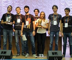 Команда ВМК МГУ— победитель Международных межвузовских открытых соревнований в области информационной безопасности