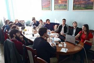 В МГУ встретились молодые исследователи Арктики и Антарктики