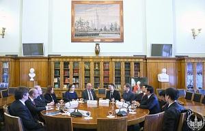 Визит делегации правительства г.Шэньчжэнь